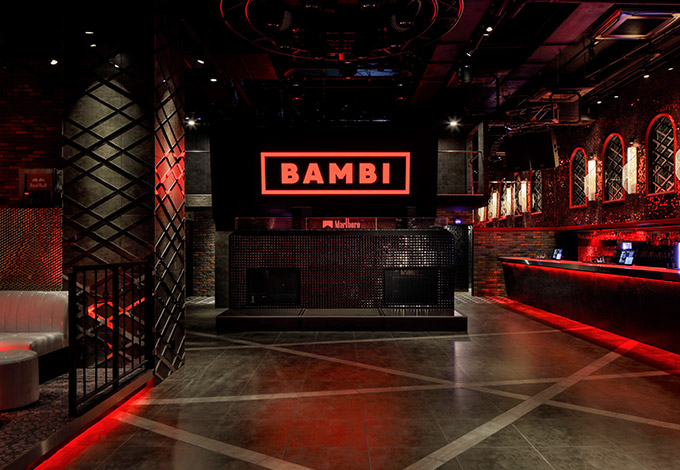 CLUB BAMBIの写真
