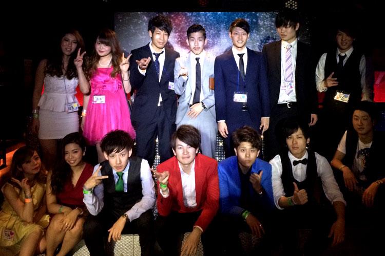 学生サークル主催ダンスパーティー@CLUB Bambiの写真